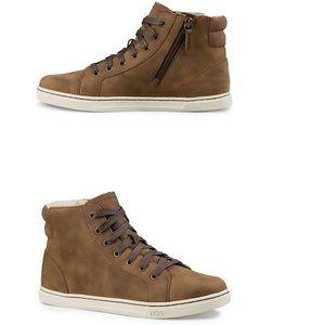 Ugg Gradie high top sneakers